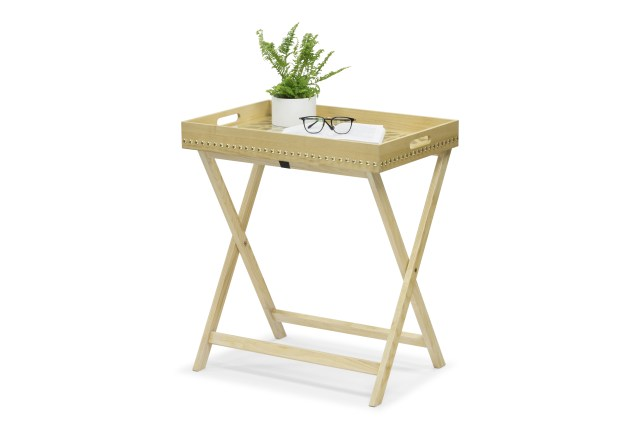 FOLDING TRAY-TABLE