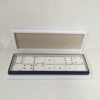 White domino set