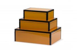 RECTANGULAR STORAGE BOX WITH LID - CDSL3181