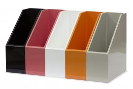 GLOSSY LACQUER FILE HOLDER - CDOL3199